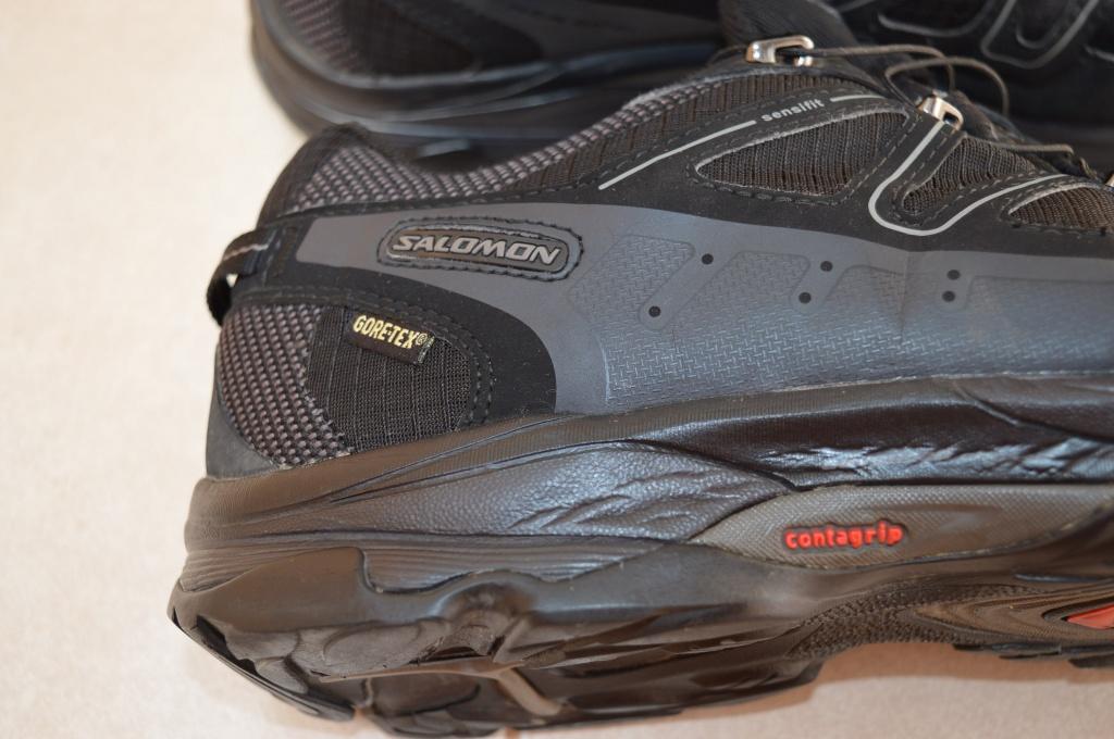 6e07dd6a688 Изтекла обява: Продава Salomon Gore tex Мъжки туристически обувки 45 ...