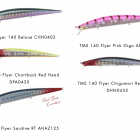 Duo tide minnow slim flyer 140 new 2020 colours