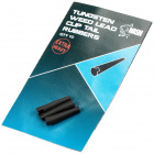Клипс nash tungsten weed lead clip tail rubber