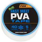 Пва лента fox fast melt pva tape