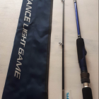 Shimano blue romance light game 03-10