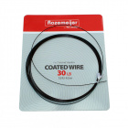 Повод rozemeijer coated wire 1×7 15ft/4,5m