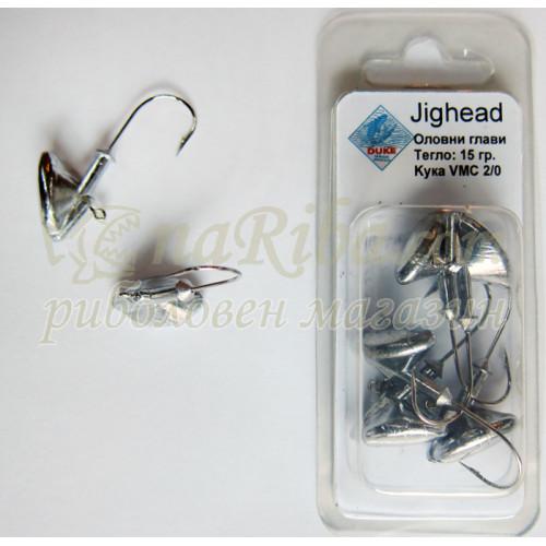 Jighead silver