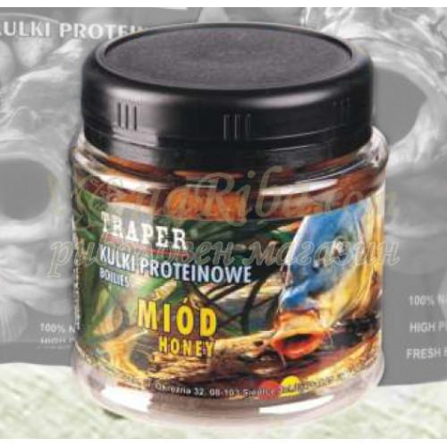 Протеинови топчета TRAPER 16 мм - 100 гр