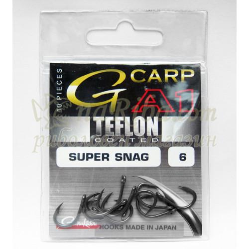 G - Carp SUPER SNAG A1 TEFLON