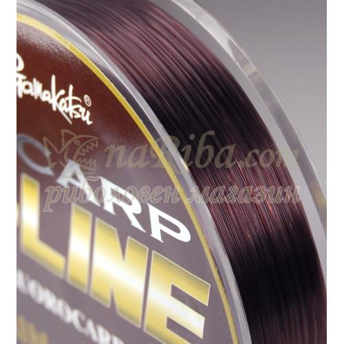 G-Line Carp Fluorocarbon - Dark Brown