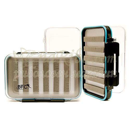 Кутия за мухи водоустойчива двойна