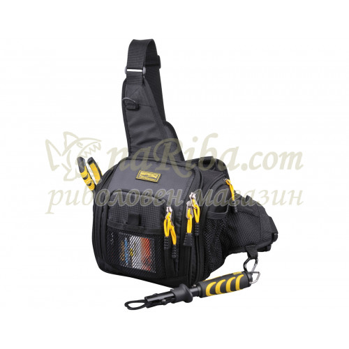 чанта 300D PU-Coated Predator Shoulder Bag