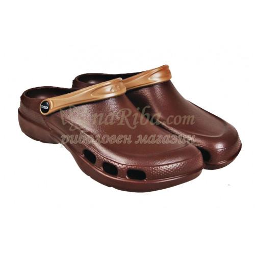 олекотени обувки MAD SLAPPERS