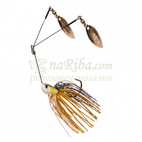 EFFZETT TWIN SPINNERBAITS