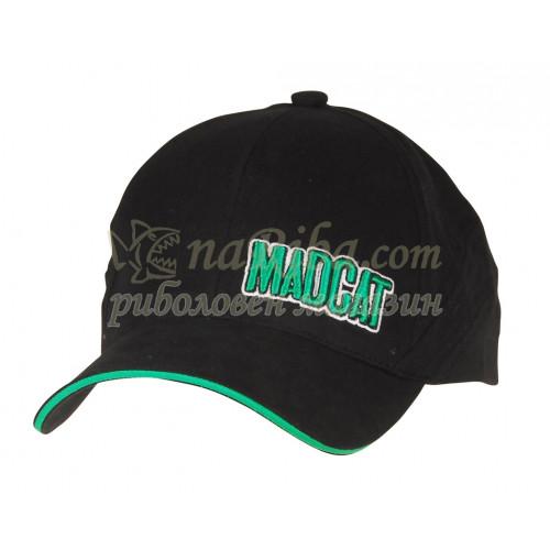 Шапка с козирка MADCAT CAP