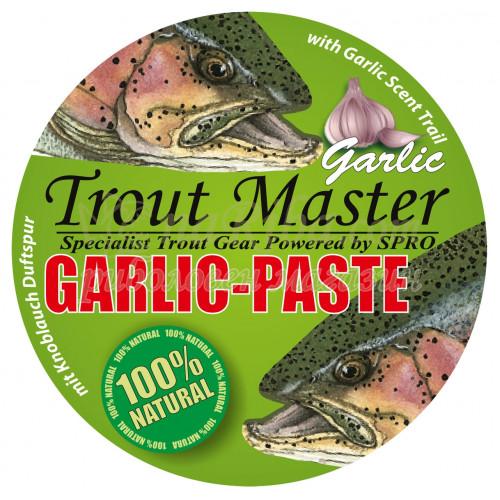 чеснова паста Troutmaster Garlic Paste