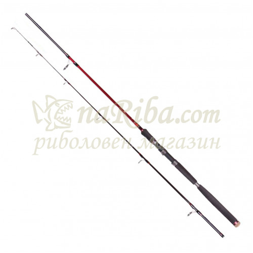 въдица STEELPOWER® G2 RED SHAD & PILK