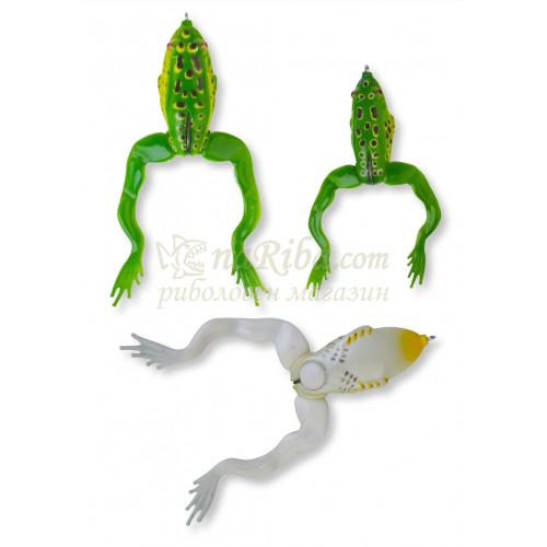 силиконова жаба 3D Frog