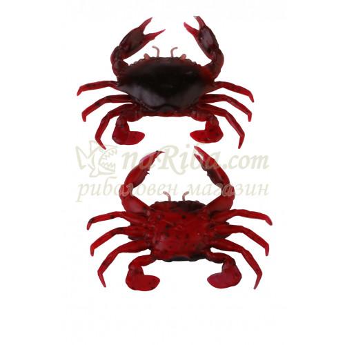 силиконов рак 3D Manic Crab