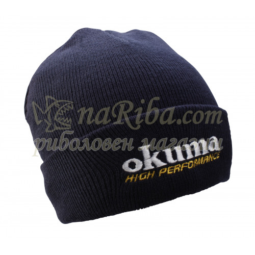 шапка Knitted Beanie