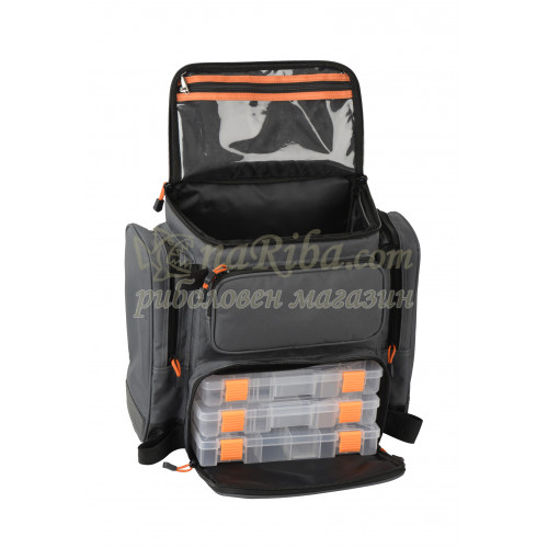 раница Lure Specialist Rucksack 3 boxes