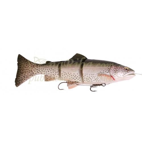 силиконови рибки 3D Line Thru Trout