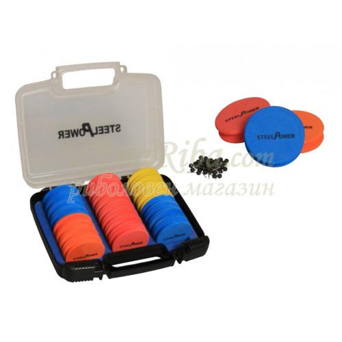 класьори за поводи STEELPOWER® RIG BOX