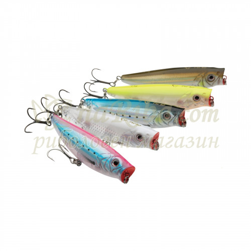воблер 3D Minnow Pop Walker