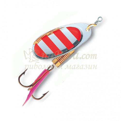 блесна Effzett Standard Spinner Stripe