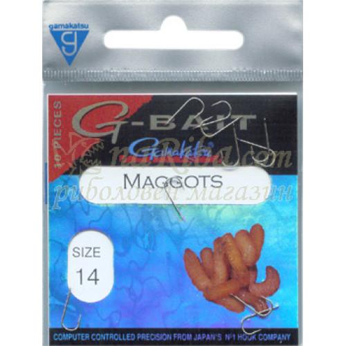 куки G - Bait Maggots