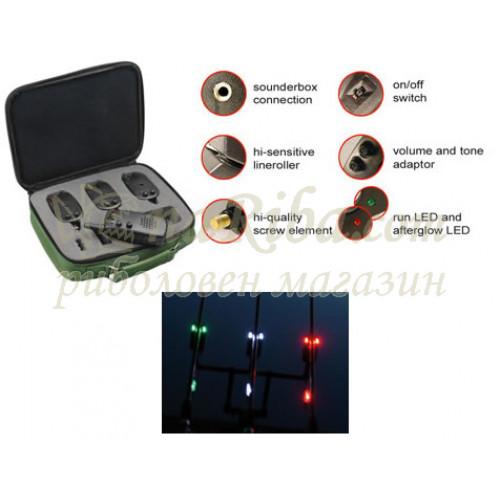 Комплект сигнализатори (безжичен)
